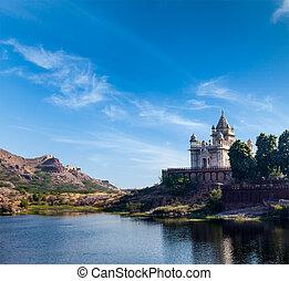 Jaswanth Thada, Jodhpur, Rajasthan, India - Jaswanth Thada...