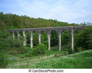 Roman Aqueduct, France