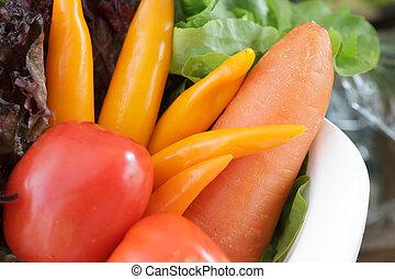 organico, verdura