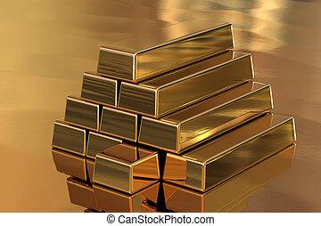 Gold Bar  - Gold Bar