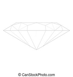 Shapes of diamond