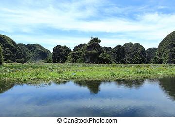 Tam Coc Vietnam  - tam coc vietnam
