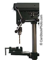 Precision Drill Press - Industrial Drilling Bench Press -...