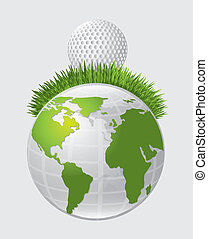 golf and world