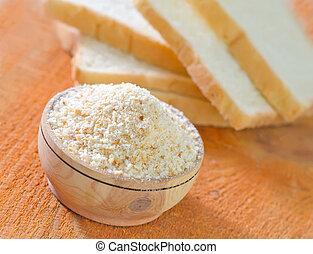 rusk flour