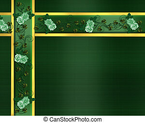 St Patricks Day Border Irish - Illustration for St Patricks...