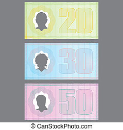 Funny Money with Protection Lines - Funny Money with...