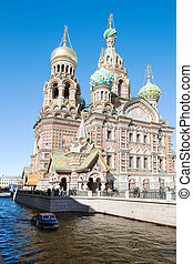 Architecture and monuments of the city of St. Petersburg