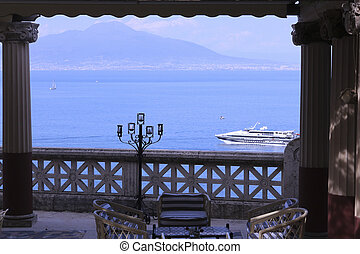 Relax  place, Italy,  Sorrento
