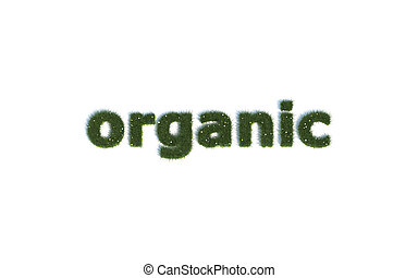 organic out of realistic Grass