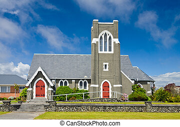 Presbyterian church in New Zealand - St Andrew's United...