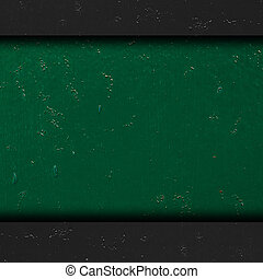 green sheet iron wall background texture wallpaper