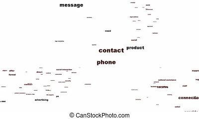 Contact us symbol