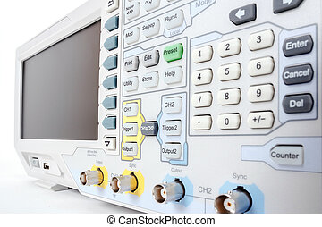 professional modern test equipment - analyzer - Modern...