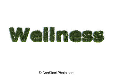 Word Wellness out of Grass - The Word Wellness out of Grass...