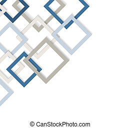 business geometric background