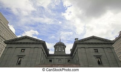 Pioneer Courthouse Portland Oregon - Historic Building...