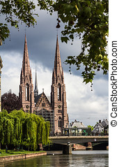 leacute;glise St Paul - Sightseeing tour in Strasbourg,...