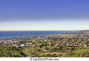 Catalina Island from San Clemente - Catalina Island taken...