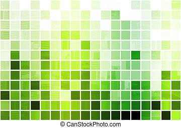 Green Simple and Clean Background Abstract