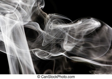Smoke Pattern - An abstract smoke pattern
