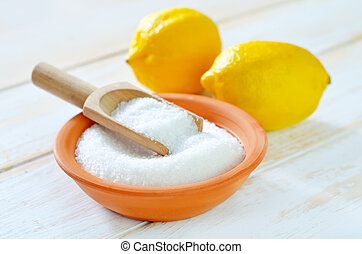 lemon acid