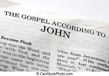 Gospel of John - The Gospel According to John in the...
