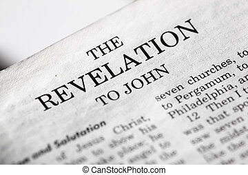 Revelations - The last book of the Bible - Revelations