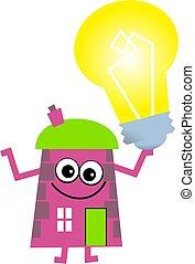 bulb house