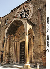 Lodi - Church of San Francesco - Lodi Lombardy, Italy -...