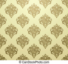 Wallpaper pattern luxury