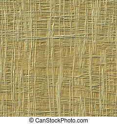 straw pattern - seamless texture of intertwined dried straw...