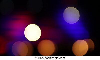 abstrakt, mönster, gjord, Klubba, Laser, disko, lyse