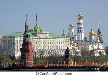Kremlin - Tower of the Moscow Kremlin