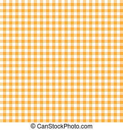 Orange checkered background - Orange and white checkered...