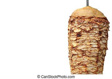kebab in the turkey restaurant
