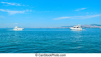 Cruise on the sea of Marmara - Cruise on the sea of Marmara,...