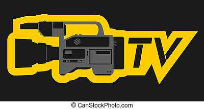 Tv cam - Creative design of TV cam
