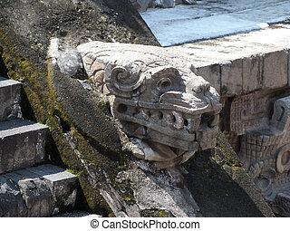 templo,  quetzalcoatl