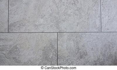Wood Floor - Background of gray wood floor