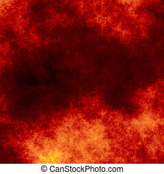 an abstract  fiery background