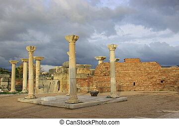 Basilica of St. John, Selcuk, Izmir, Turkey