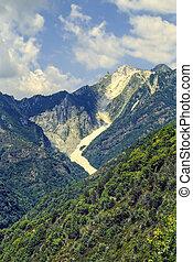 Alpi Apuane (Tuscany) - Alpi Apuane (Tuscany, Italy):...