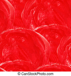 red watercolor seamless texture background abstract color...