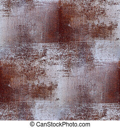 seamless brown texture iron rust background wallpaper
