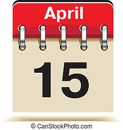15 April Tax Day