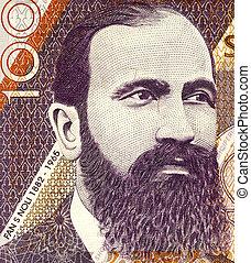 Fan S. Noli (1882-1965) on 100 Leke 1996 Banknote from...