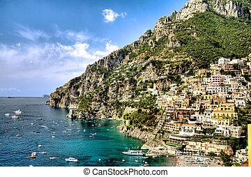 Beautiful Positano, Italy - Positano, Amalfi Coast, Italy