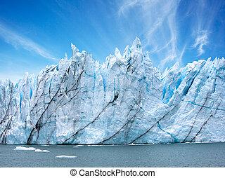 Perito Moreno Glacier, Argentina - Perito Moreno Glacier,...