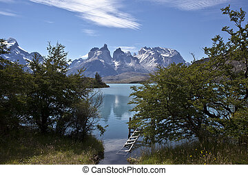 Torres del Paine National Park, Pat